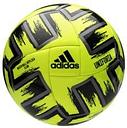 adidas Football Uniforia Club Ball EURO 2020 - Solar Yellow/Iron Metal/Black