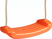 TRIGANO Swing Seat for Sets 1.9-2.5 m Orange J-447