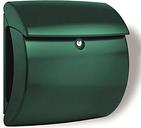 BURG-WÄCHTER Letterbox Kiel 886 GR Plastic Green