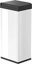 Hailo Cubo de basura Big-Box Swing tamaño XL 52 L blanco 0860-231