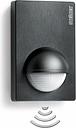 Steinel Detector De Movimiento Infrarrojo Is 180-2 Negro
