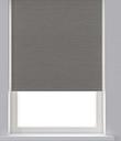 Decosol Estor enrollable opaco gris 150x190 cm