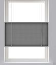 Decosol Persiana forma de panal translúcida gris antracita 80x180 cm