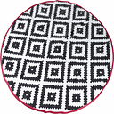 Bo-Camp Outdoor Rug Chill mat 200 cm Round