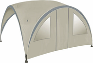 Bo-Garden Parete Laterale con Porta per Tenda Piccola Beige