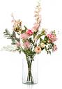 Emerald Ramo de flores artificiales Pretty Pink XL