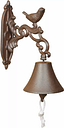 Esschert Design Doorbell Brown Cast Iron BR22