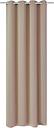 vidaXL Tenda Oscurante con Occhielli in Metallo 270x245 cm Crema