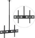 "vidaXL Ceiling Mounted TV Bracket 37""-70"" Height Adjustable"