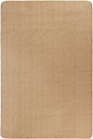 vidaXL Area Rug Jute with Latex Backing 70x130 cm Natural
