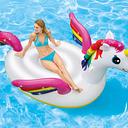 Intex Flotador para piscina Mega Unicorn Island 57281EU