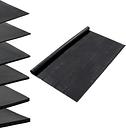 vidaXL Floor Mat Anti-Slip Rubber 1.2x5 m 1 mm Smooth