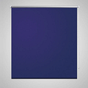 vidaXL Estor Persiana Enrollable 100 x 230 cm Marino
