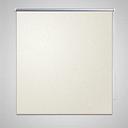 vidaXL Roller Blind Blackout 140 x 230 cm off White