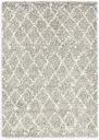 vidaXL Rug Berber Shaggy PP Sand and Beige 160x230 cm
