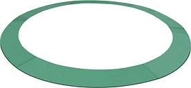 vidaXL Safety Pad PE Green for 15 Feet/4.57 m Round Trampoline
