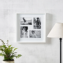 4 Aperture Fine Wood Picture Frame