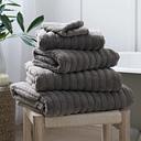 Rib Hydrocotton Towels