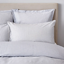 St. Ives Oxford Pillowcase with Border - Single