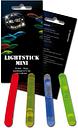 Barras luminosas Mil-Tec Mini rojas 10 unidades