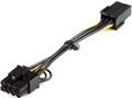 StarTech PCI Express 6 pin to 8 pin Power Adaptor Cable
