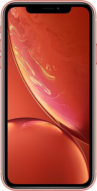 Apple iPhone XR Coral 6.1 64GB 4G Unlocked & SIM Free