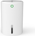 electriQ Mini Compact Dehumidifier with 900ml Tank