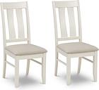Julian Bowen Pembroke Ivory Dining Chair
