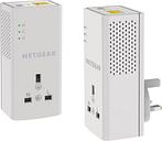 Netgear PLP1000 1000Mbps 1 Port Powerline Adapter - 2 Pack