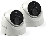 Swann 4K Ultra HD Analogue Dome Cameras - 2 Pack