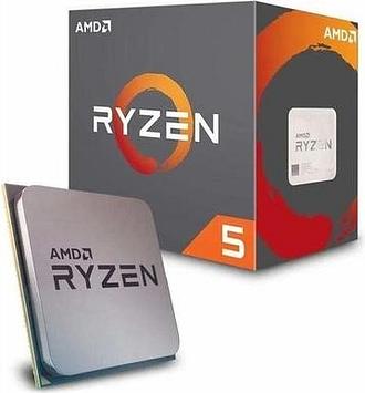 AMD Ryzen 5 2600 Socket AM4 3.9GHZ Zen+ Processor