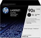 HP 90X - 2er-Pack - Hohe Ergiebigkeit - Schwarz - Original - LaserJet - Tonerpatrone (CE390XD)
