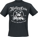 Mötley Crüe - You Can't Kill Rock'n Roll - Camiseta - Hombre - Negro