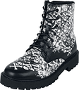 Full Volume by EMP Alive And Kicking Bottes noir/blanc