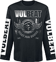 Volbeat Fight For Honor Manches longues noir