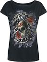 Guns N' Roses - Firepower - Camiseta - Mujer - Negro