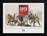 Apex Legends Group Foto enmarcada Standard