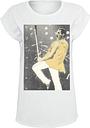 Queen Freddie - Stage Photo II Maglia donna bianco