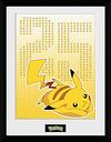 Pokémon Pikxels Foto enmarcada Standard