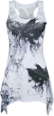 Innocent - Crow Shade - Top - Mujer - gris negro