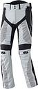 Held Vento Mesh Textile Pantalones Negro Gris S