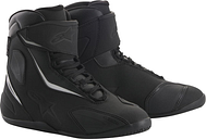 Alpinestars Fastback 2 Drystar Zapatos de motocicleta Negro 40 41