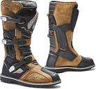 Forma Terra Evo Bottes de moto imperméables Brun 45