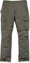 Carhartt Full Swing Steel Pantalones del cargo Gris 42