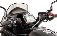 SW-Motech Support GPS pour cockpit - Noir. Honda VFR800X Crossrunne... Noir unique taille