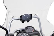 SW-Motech Support GPS pour barre Ø 17 mm - Noir. BMW R 1200 GS Adve...