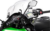 SW-Motech Support GPS QUICK-LOCK - Noir. Kawasaki Z 1000 SX (11-).