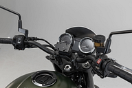 SW-Motech Support GPS pour cockpit - Noir. Kawasaki Z900RS/ Cafe (1...