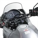 SW-Motech Traversa per manubrio da 22 mm (nero) Nero