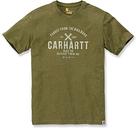 Carhartt EMEA Outlast Camiseta gráfica Verde L